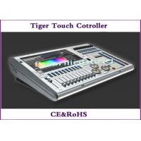 Quality 2048CH Tiger Touch DMX Lighting Controller High-Class CPU 15  Lighting Control System for sale