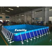 Wholesale Outdoor Water Games Mini Inflatable Water Pools With Water Filtration System from china suppliers