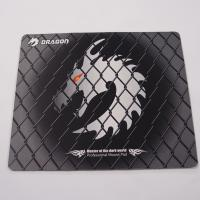 Quality Popular Neoprene Gaming Rubber Mouse Pad / Mousepad For Business Gifts SGS Approval for sale