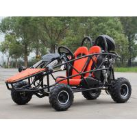 Buy cheap 125cc go kart buggy with spare tire and 2 seats,CVT transmission from wholesalers