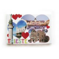 Wholesale Design Your Own Picture Fridge Magnets Printable Travel Souvenir Frame from china suppliers
