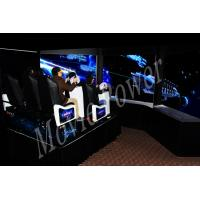 Wholesale Tank Storm Shooting Game Motion Simulator 9D Action Cinemas equipment from china suppliers
