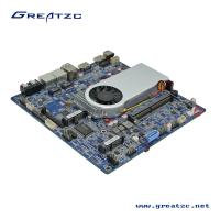 Wholesale Skylake i5 6200u CPU Industrial PC Motherboard , Mini Itx Dual Lan Motherboard 2 HDMI from china suppliers