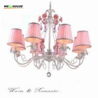 Quality Modern White crystal chandeliers for Livingroom Bedroom indoor lamp K9 crystal lustres de teto avize Kitchen chandelier for sale