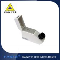 Quality White 0.003 Accuracy gemological refractometer for sale
