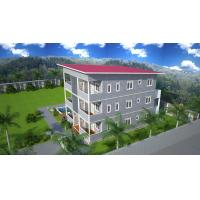 Wholesale Prefabricated Apartment Buildings / Living Or Office Supply Buildings from china suppliers