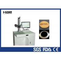 Wholesale Air Cooling Desktop Fiber Laser Marking Machine For Electronic Product from china suppliers