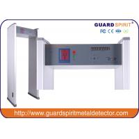 Wholesale Guard Spirit Security Metal Detectors , Portable Archway Metal Detector for Security Checking from china suppliers