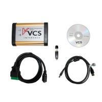 Quality 50Hz Wireless VCS Vehicle Communication Scanner Auto Diagnostics Tools Interface for sale