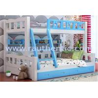 Wholesale Modern Style Full Size Furniture Bunk Beds For Young Children With Storage from china suppliers
