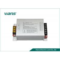 Wholesale 12VDC 3A Access Control Power Supply , Switching Power Supply Aluminum Alloy from china suppliers