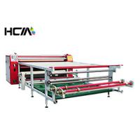 Wholesale Commercial Rotary Heat Press Machine For Fabric Printing High Speed from china suppliers