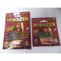 Wholesale Triple Maximum Miraclezen Sex Enhancement Pills , Long Lasting Herbal Sex Power Capsule from china suppliers