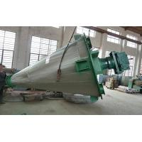 Wholesale Cone Shape Powder Mixing Machine With Single Screw , Industrial Powder Mixer from china suppliers