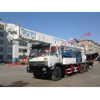 Wholesale 300m truck mounted water well drilling rig TDDFT300DR drilling machine from china suppliers