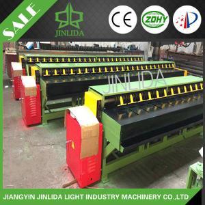 Wholesale Automatic Edge Banding Machine / Gabion Box Machine Gabion Mattress from china suppliers