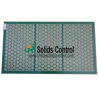 Wholesale TR Solids control Vibrating Shaker Screen for all shale shakers in the oil field drilling industry from china suppliers