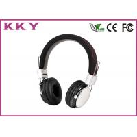 Wholesale Wireless Folding Bluetooth Headphones , Bluetooth Headband Headset 300 Hours Standby from china suppliers