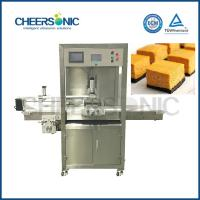 Buy cheap Sweet Cranberry Cake Cutting Ultrasonic Food Cutter ±0.2mm High Accuracy from wholesalers
