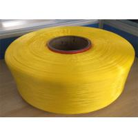Quality Weaving HT Polypropylene Yarn Dope Dyed Industrial PP Filament Yarn 1200D for sale