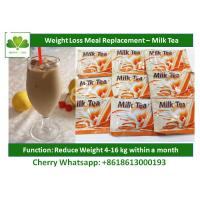 Wholesale High Nutritional Value Weight Loss Protein Shakes , Healthiest Meal Replacement Shakes from china suppliers