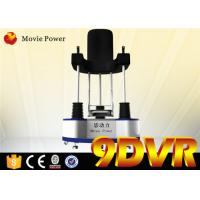 Wholesale VR Standing up Shooting Game Equipment 9d VR Cinema From Movie Power from china suppliers