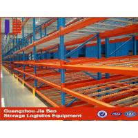 Wholesale Heavy duty metal Warehouse Storage Racks with Cold rolled Steel from china suppliers