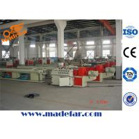 Buy cheap PVC Double Pipe Production Line from wholesalers