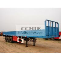 Wholesale DONG FENG BARRIER VAN TRUCK Semi - Trailer 73847328472 Max Payload 45 - 100 Tons from china suppliers