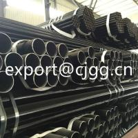 Quality Round Seamless Line Pipe API 5L X60 X65 X70 Fixed Steel Tubes for sale