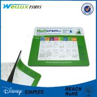 Wholesale Colorful Printed Personalized Mouse Pad with Photo Insert EVA + Paper + PVC from china suppliers