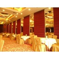 Wholesale Decorative Hanging System Sliding Folding Partition Walls For Conferance Room from china suppliers