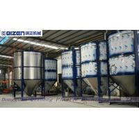 Wholesale 12 Tons Large Capacity Vertical Screw Mixer Industrial Mixing Equipment from china suppliers