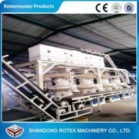 Wholesale Wheat Straw Rice Husk Wood Pellet Production Line With 12 Months Warranty from china suppliers