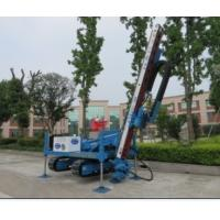 Wholesale Anchor Drilling Rig Foundation Pile Drilling Machine For Jet Grouting / Water Well from china suppliers