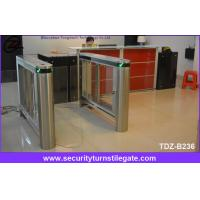 Buy cheap Fingerprint Brushless DC Motor Speedgate Turnstile Biometric Access Control Systems from wholesalers