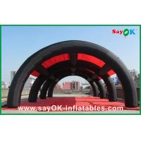 Wholesale PVC Tarpaulin Inflatable Air Tent Commercial Inflatable Projection Dome Tent from china suppliers