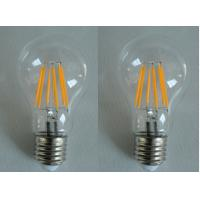 Wholesale Dimmable 6w LED Filament LAMP with CE ROHS approval for indoor light from china suppliers