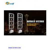 Wholesale Security gate power EAS security antenna double aisle EM alarm system for library 100%  pure imported acrylic (EM-V8) from china suppliers