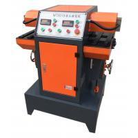 Wholesale MT2015 Double head wood pattern embossing machine from china suppliers