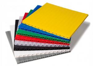 Wholesale Packaging Inserts PE Polyethylene Corrugated Sheet from china suppliers
