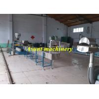 Wholesale 200-500Kg / H Master Batch Machine , High Speed Pp Pe Twin Screw Extruder from china suppliers