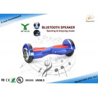 Wholesale Musical Bluetooth Hoverboard Scooter with Remote Control , Two Wheel Standing Scooter from china suppliers
