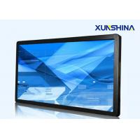 Wholesale Indoor 55 LCD Video Advertising Digital Signage Display Touchscreen from china suppliers