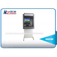 "Wholesale 17"" Outdoor Advanced Internet ATM Kiosk With Cash Dispenser Free Standing from china suppliers"