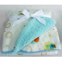 China Micro Mink Baby Blanket on sale