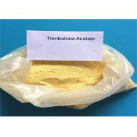 Wholesale Yellow Steroid Powder Trenbolone Acetate Tren Acetate CAS 10161-34-9 for Bodybuilding from china suppliers