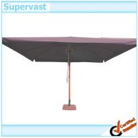 Wholesale Large Outdoor Sunshine Wooden Windproof Patio Umbrella For Sunshade from china suppliers