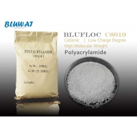 Wholesale Sewage Water Treatment Cationic Polyacrylamide Flocculant from china suppliers