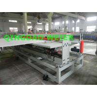 Wholesale PE PP Granules 2300mm Wide Plastic Board Production Line 160kw from china suppliers